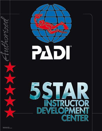 Aussie Divers Phuket is a PADI 5 star instructor development center