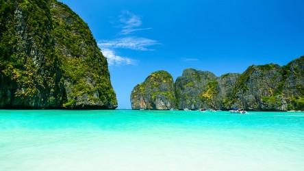 Maya Bay Phi Phi Islands Scuba Diving Best Day Trip