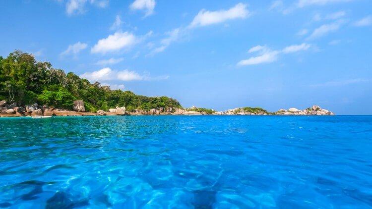 Racha Yai Scuba Diving Phuket Thailand Best
