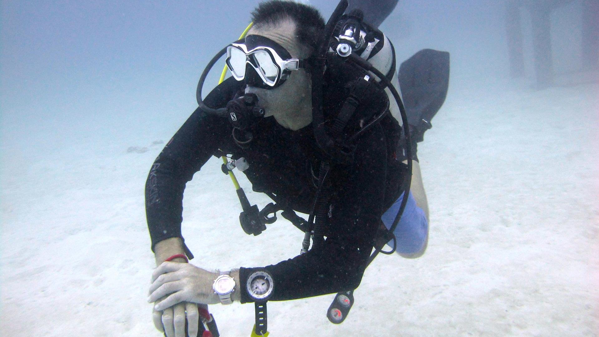 Why I love to Teach Scuba Diving