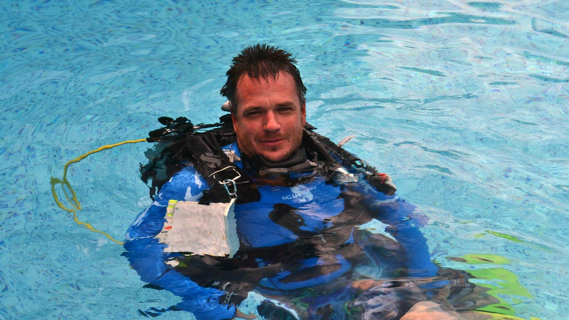 Ash Walker – PADI IDC Staff Instructor