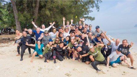 CDTC PADI Course Director Aussie Divers Phuket Darren Gaspari