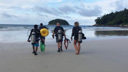 Aussie Divers Phuket PADI IDC Thailand Best