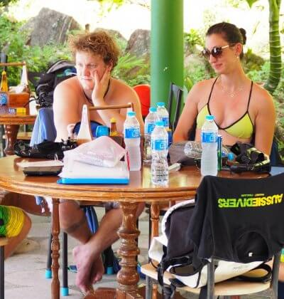 IDC Instructor PADI Phuket Thailand Best