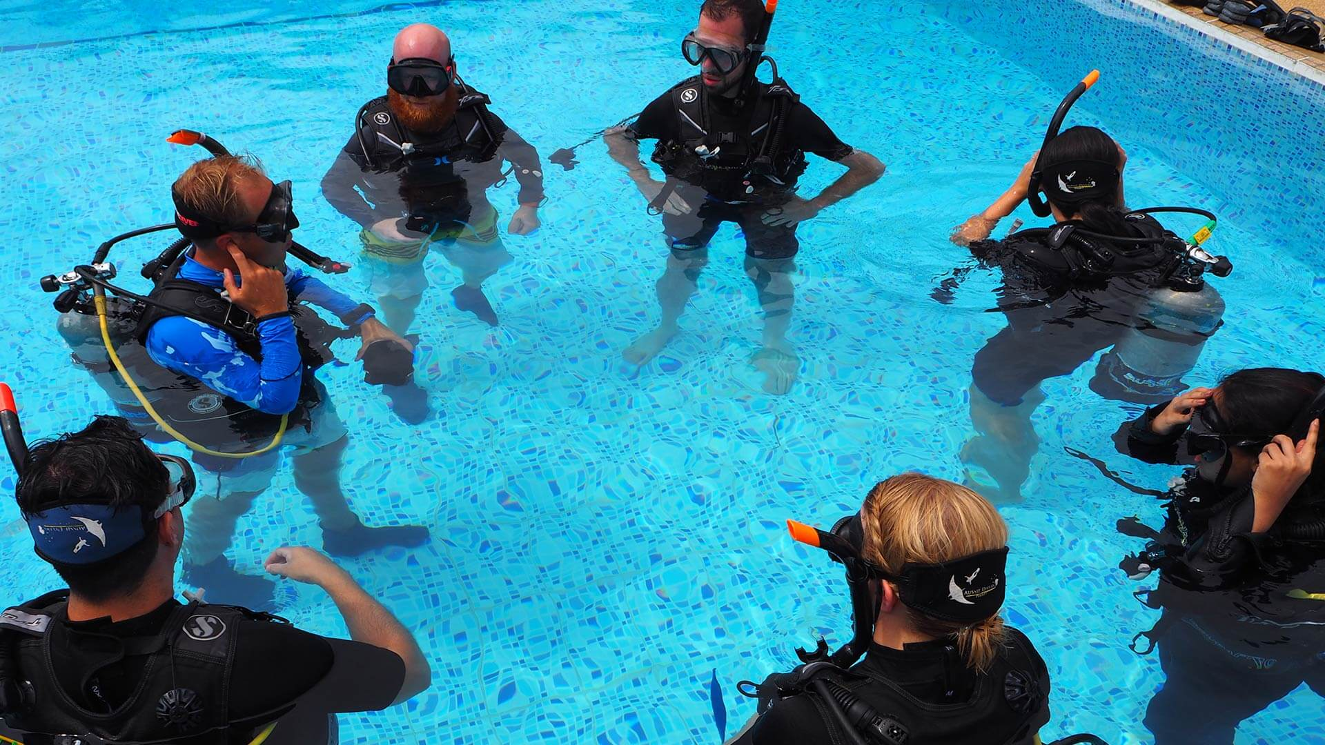 Instructor Development Course Phuket