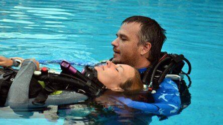 Training At Kata Big Rock Swimming Pool Idc Phuket