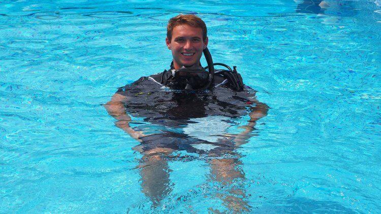 Aussie Divers Phuket PADI IDC Instructor Divemaster