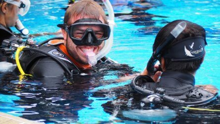 Aussie Divers Phuket IDC PADI Instructor