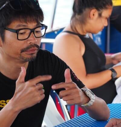 IDC Phuket Aussie Divers PADI Thailand