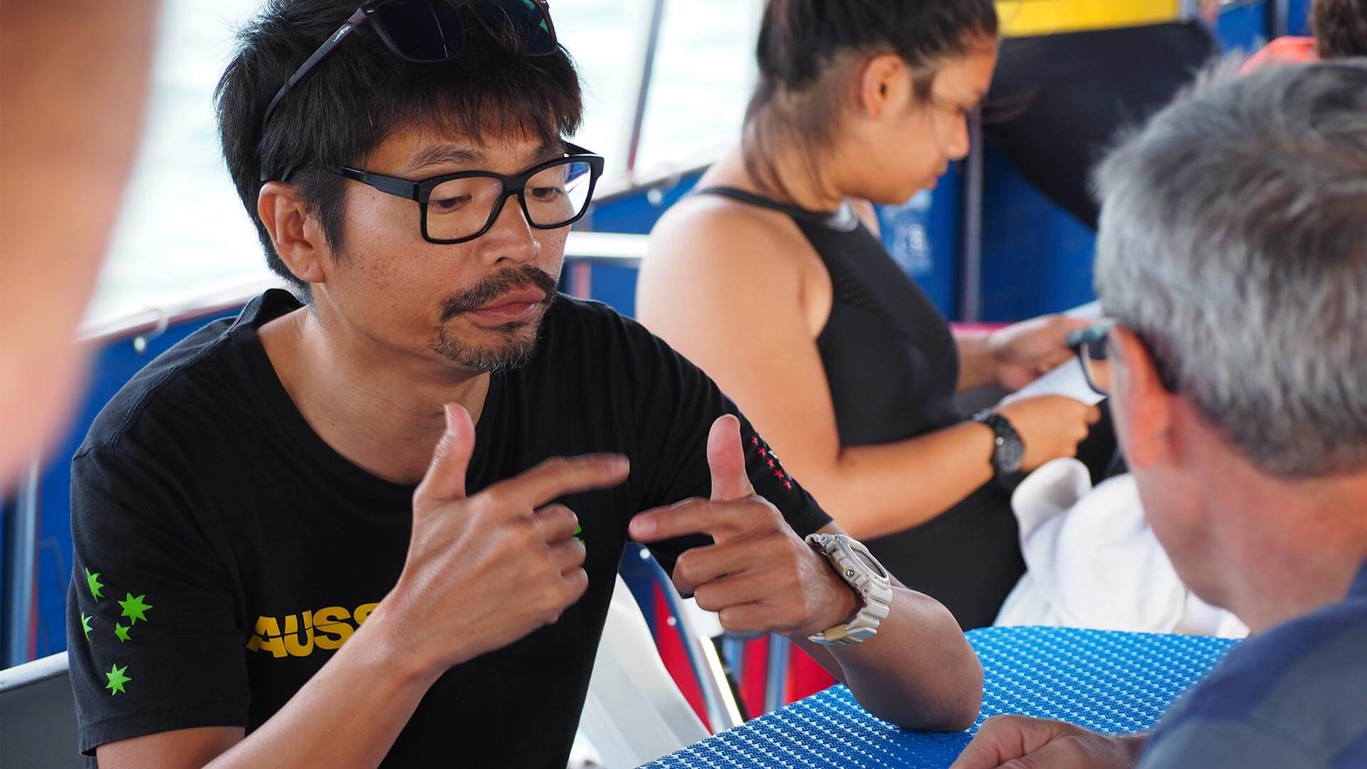 From Driver to PADI Instructor