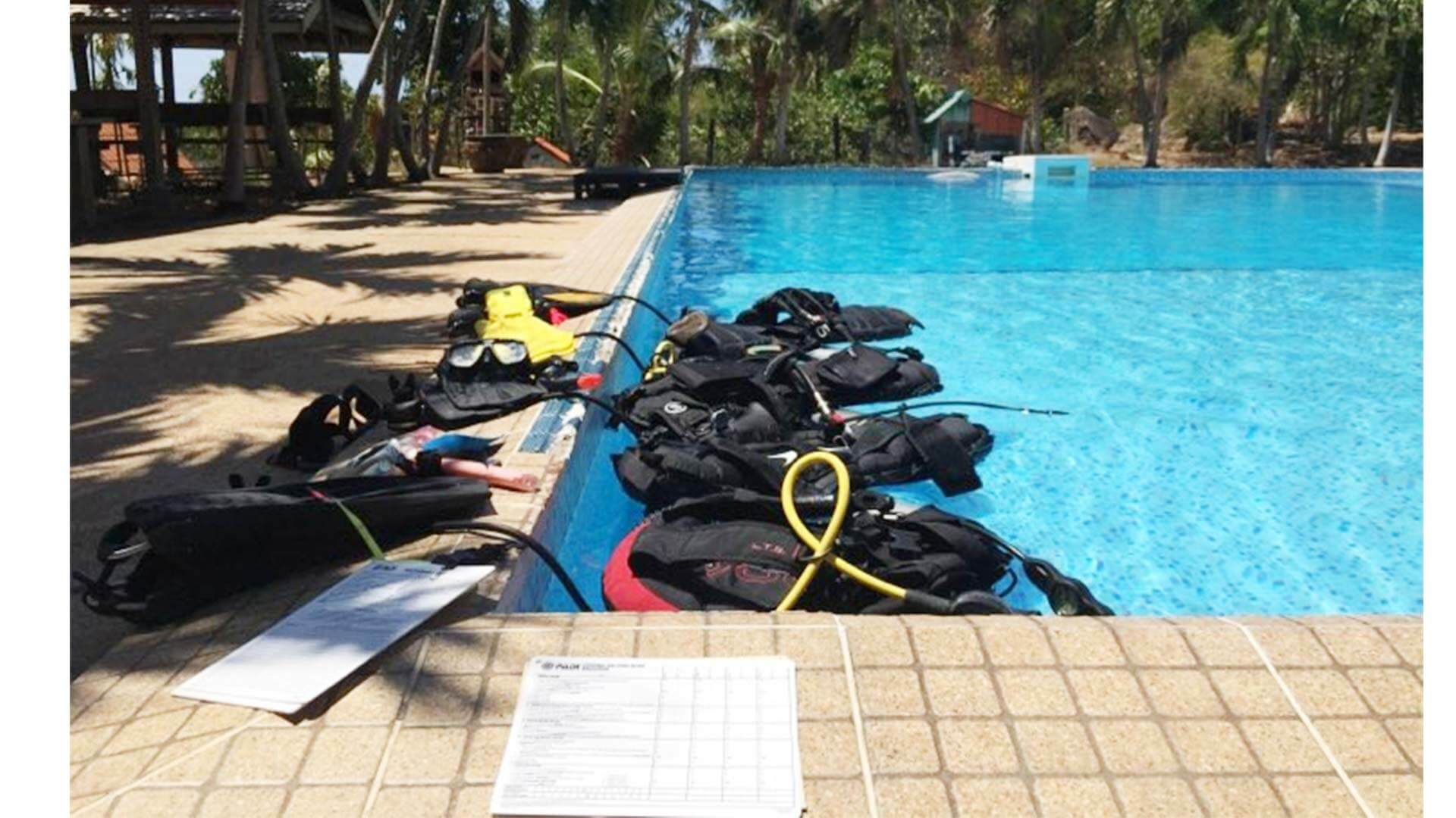 Tips on the IDC Confined Water / Open Presentations