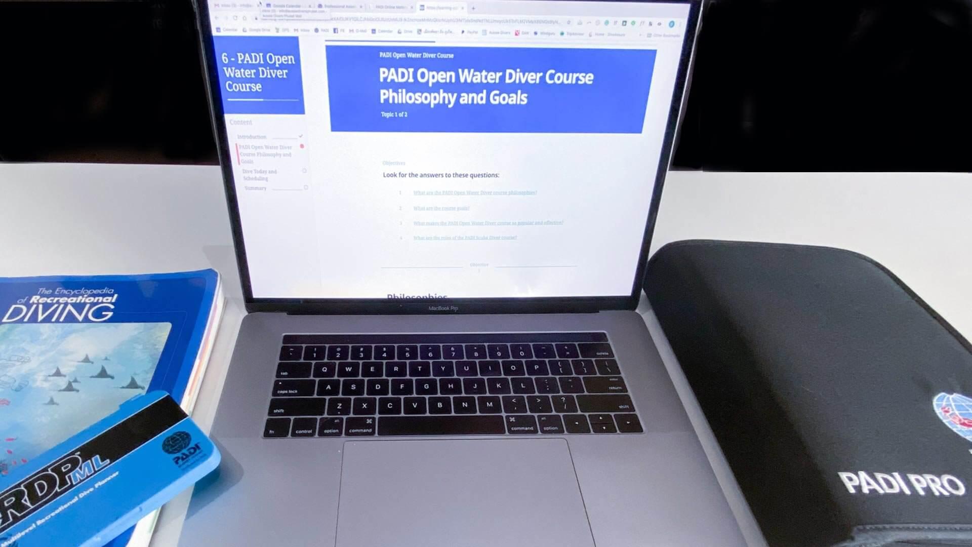IDC Prior Learning & PADI IDC Online