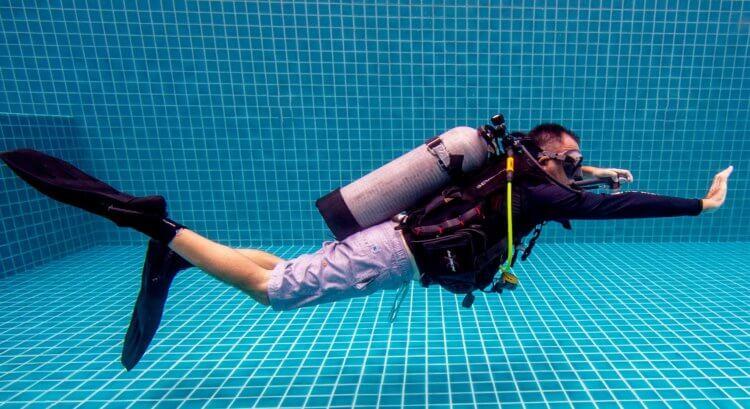 PADI CESA Training Aussie Divers Phuket
