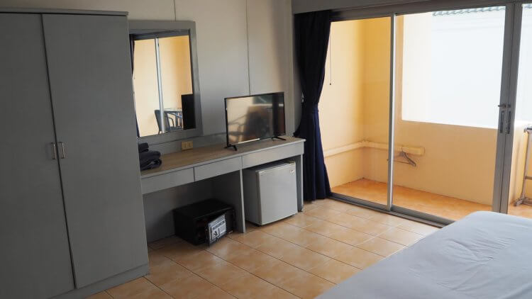 Aussie Divers Accommodation Room Pic