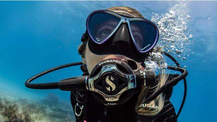 Scubapro Regulator Aussie Divers Phuket