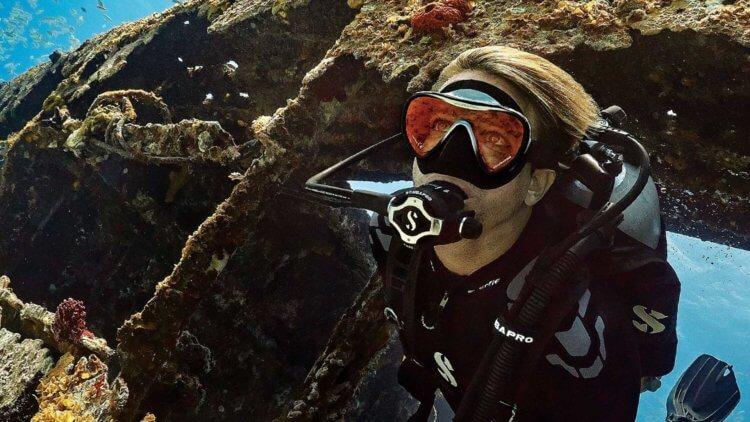 Scubapro Regulator Wreck Aussie Divers Phuket